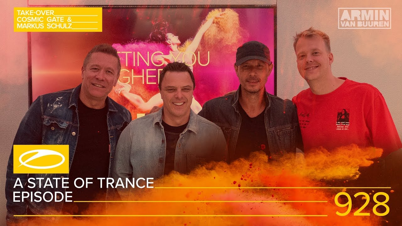 Cosmic Gate & Markus Schulz - A State of Trance ASOT 928